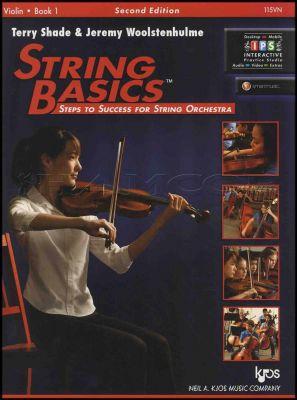 String Basics Violin Book 1