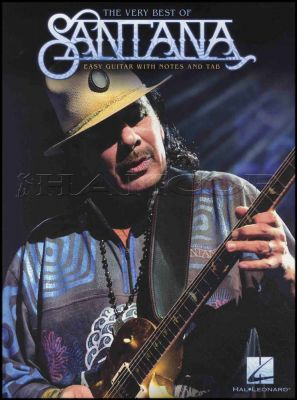 The Very Best of Santana Easy Guitar