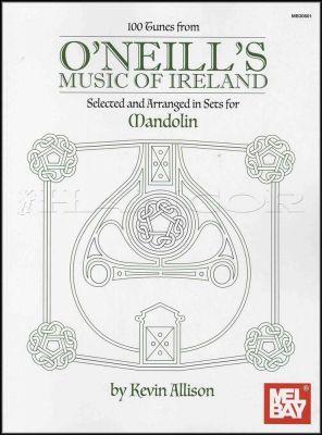 100 Tunes from O'Neill's Music of Ireland for Mandolin