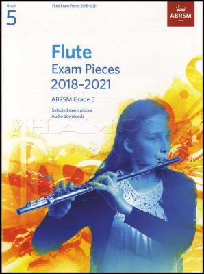 Flute Exam Pieces 2018-2021 ABRSM Grade 5