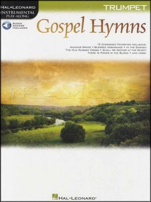 Gospel Hymns Instrumental Play-Along for Trumpet Book/Audio