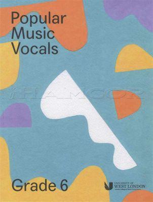 Popular Music Vocals Grade 6