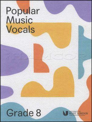 Popular Music Vocals Grade 8
