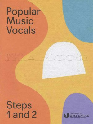 Popular Music Vocals Steps 1 And 2