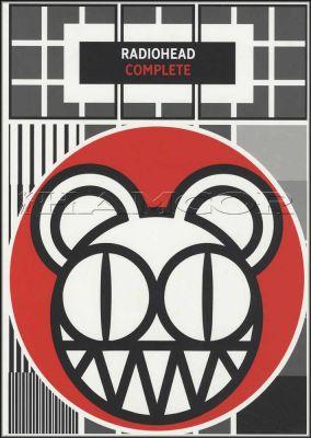 Radiohead Complete Guitar Chord Songbook