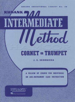 Rubank Intermediate Method for Cornet or Trumpet