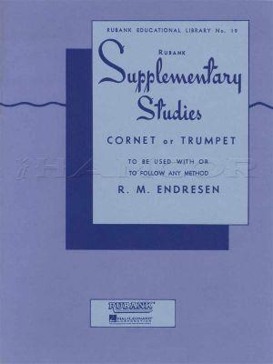 Rubank Supplementary Studies for Cornet or Trumpet