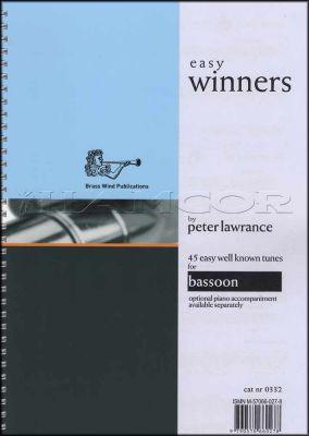Easy Winners for Bassoon