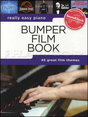 Really Easy Piano Bumper Film Book