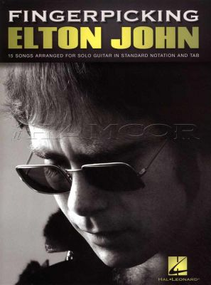 Fingerpicking Elton John Solo Guitar