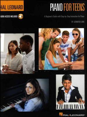 Hal Leonard Piano for Teens Book/Audio