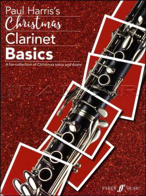 Paul Harris's Christmas Clarinet Basics