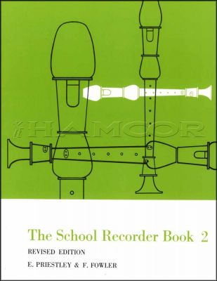 The School Recorder Book 2 Revised Edition