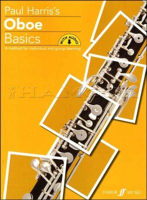 Paul Harris Oboe Basics Book/Audio