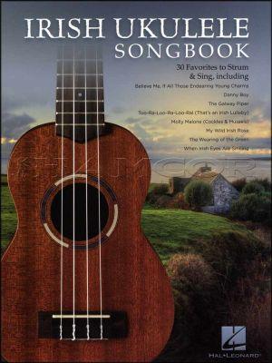 Irish Ukulele Songbook