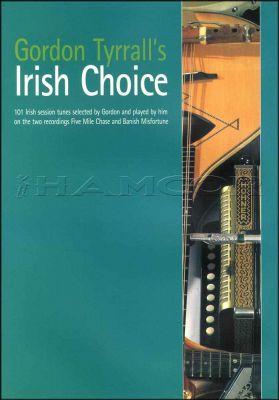 Gordon Tyrrall's Irish Choice for Flute