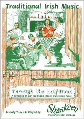 Traditional Irish Music Through the Half-Door for Fiddle