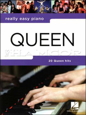 Really Easy Piano Queen Updated