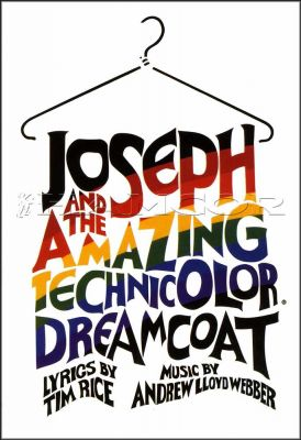 Joseph and the Amazing Technicolor Dreamcoat Vocal Score