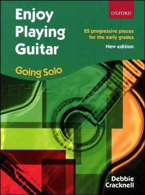 Enjoy Playing Guitar Going Solo