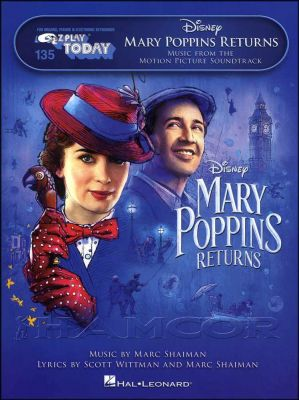 E-Z Play Today Disney Mary Poppins Returns