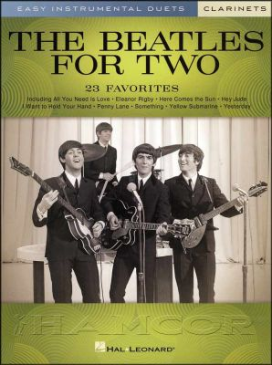 The Beatles for Two Clarinets