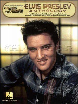 E-Z Play Today Elvis Presley Anthology