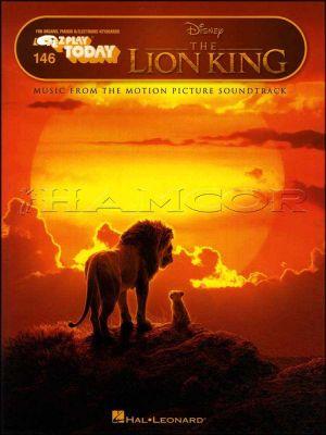 E-Z Play Today Disney The Lion King Keyboard