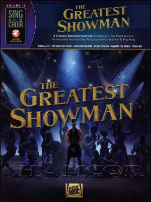 The Greatest Showman Sing with the Choir Book/Audio