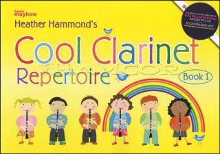 Cool Clarinet Repertoire 1 Book/Audio