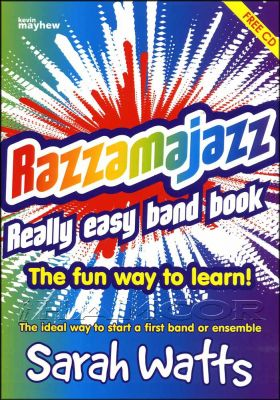 Razzamajazz Really Easy Band Book/CD