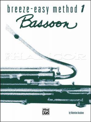 Breeze-Easy Method Bassoon 1