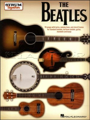 The Beatles Strum Together
