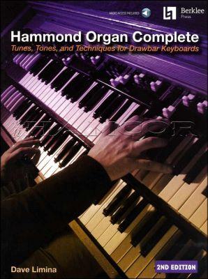 Hammond Organ Complete Book/Audio