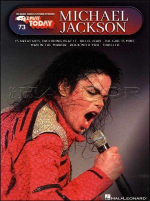 E-Z Play Today Michael Jackson Keyboard