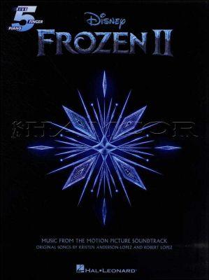 Disney's Frozen 2 for Five Finger Piano