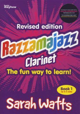 Razzamajazz Clarinet Book/Audio