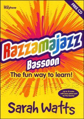 Razzamajazz Bassoon Book/CD