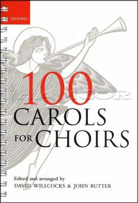 100 Carols for Choirs Spiral Bound