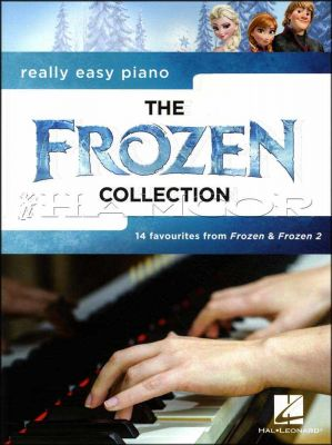 Really Easy Piano The Frozen Collection