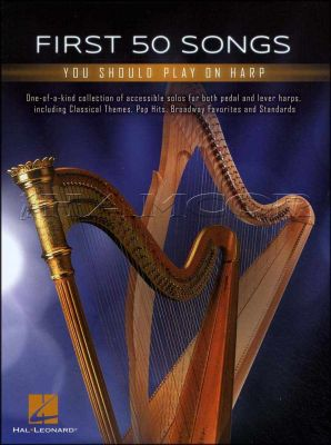 First 50 Songs You Should Play on the Harp