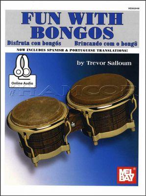 Fun with Bongos Book/Audio