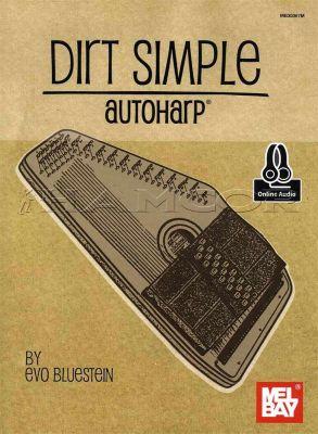 Dirt Simple Autoharp Book/Audio