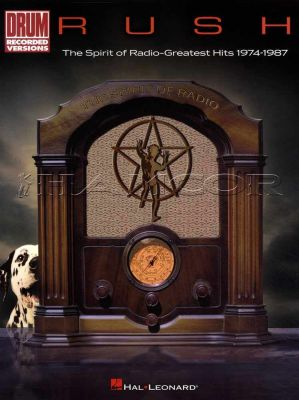 Rush The Spirit of Radio Drum