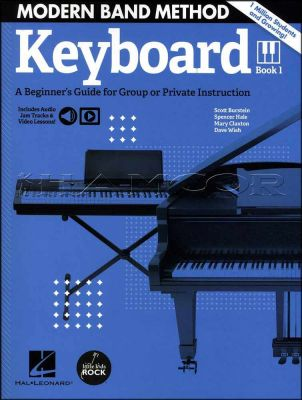 Modern Band Method Keyboard