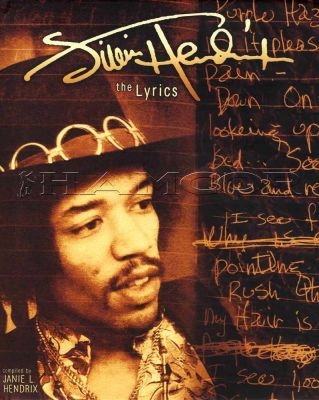 Jimi Hendrix The Lyrics