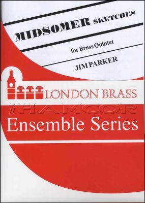 Midsomer Sketches for Brass Quintet