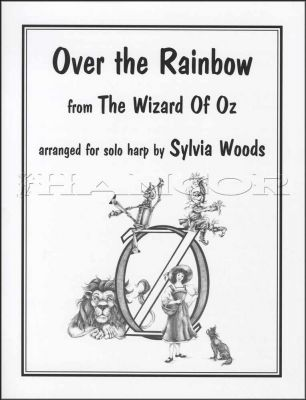 Over the Rainbow The Wizard of Oz for Harp