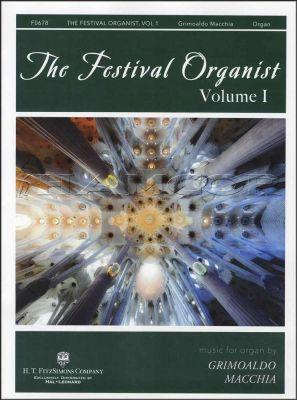 The Festival Organist Volume 1