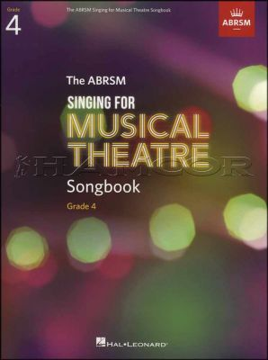The ABRSM Singing for Musical Theatre Songbook Grade 4